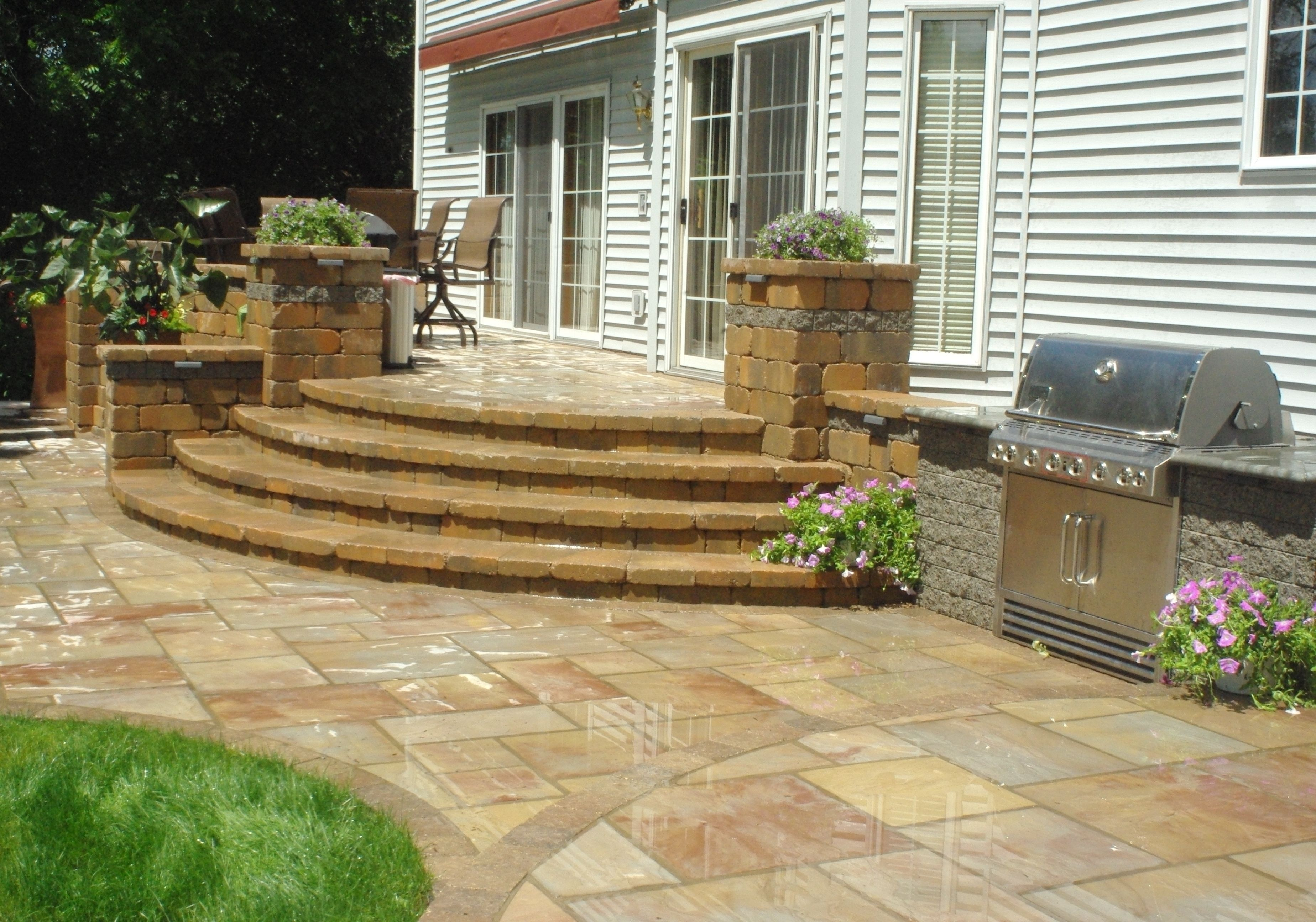 find this pin and more on backyard plans outdoor landscaping ideas - Outdoor Patio Landscaping Ideas