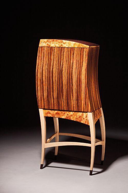 Wayne Marcoux Fine Handmade Furniture