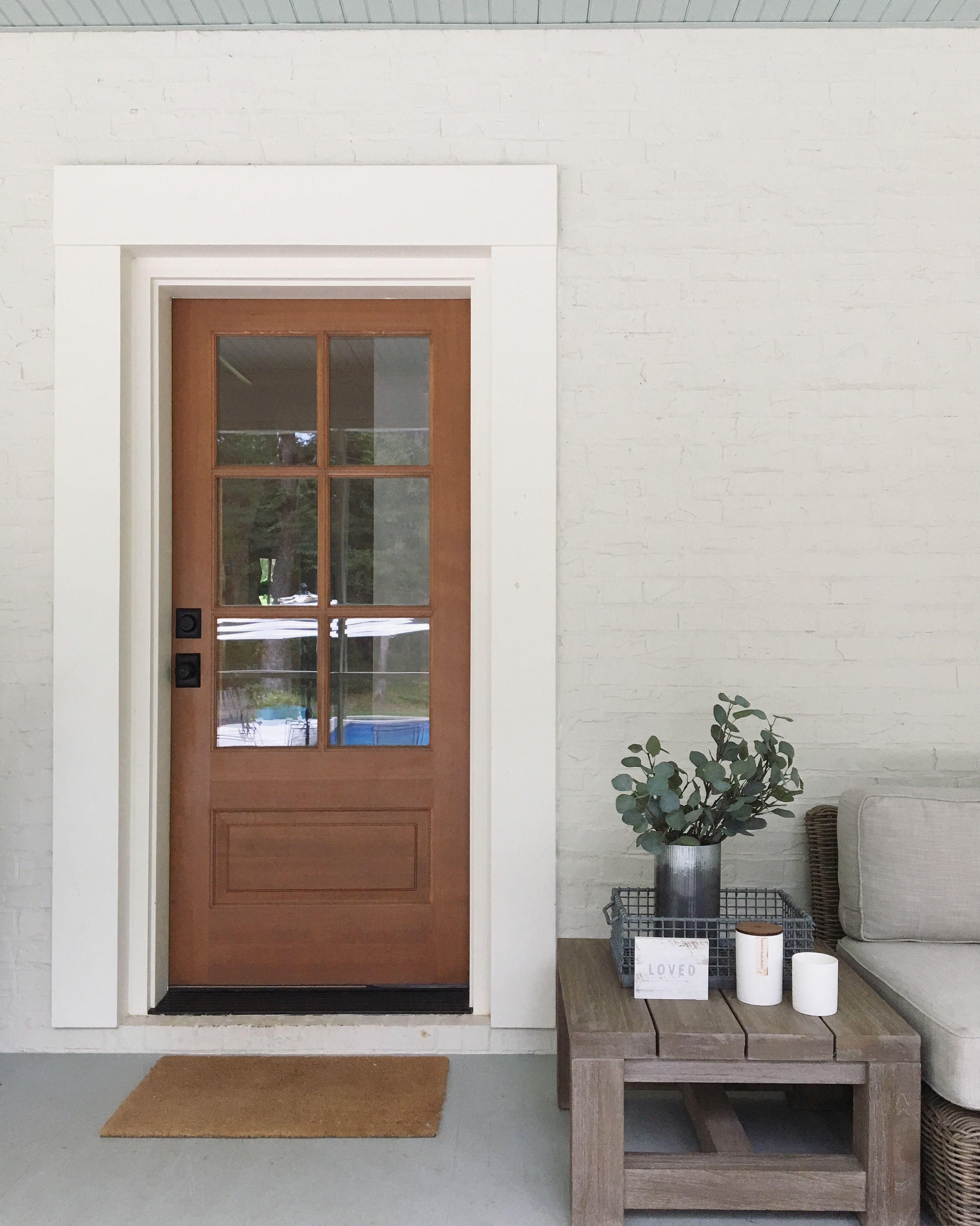 Simpson Door All Wood Exterior Door Style 7506 Wood Exterior Door Wood Glass Door Wooden Doors