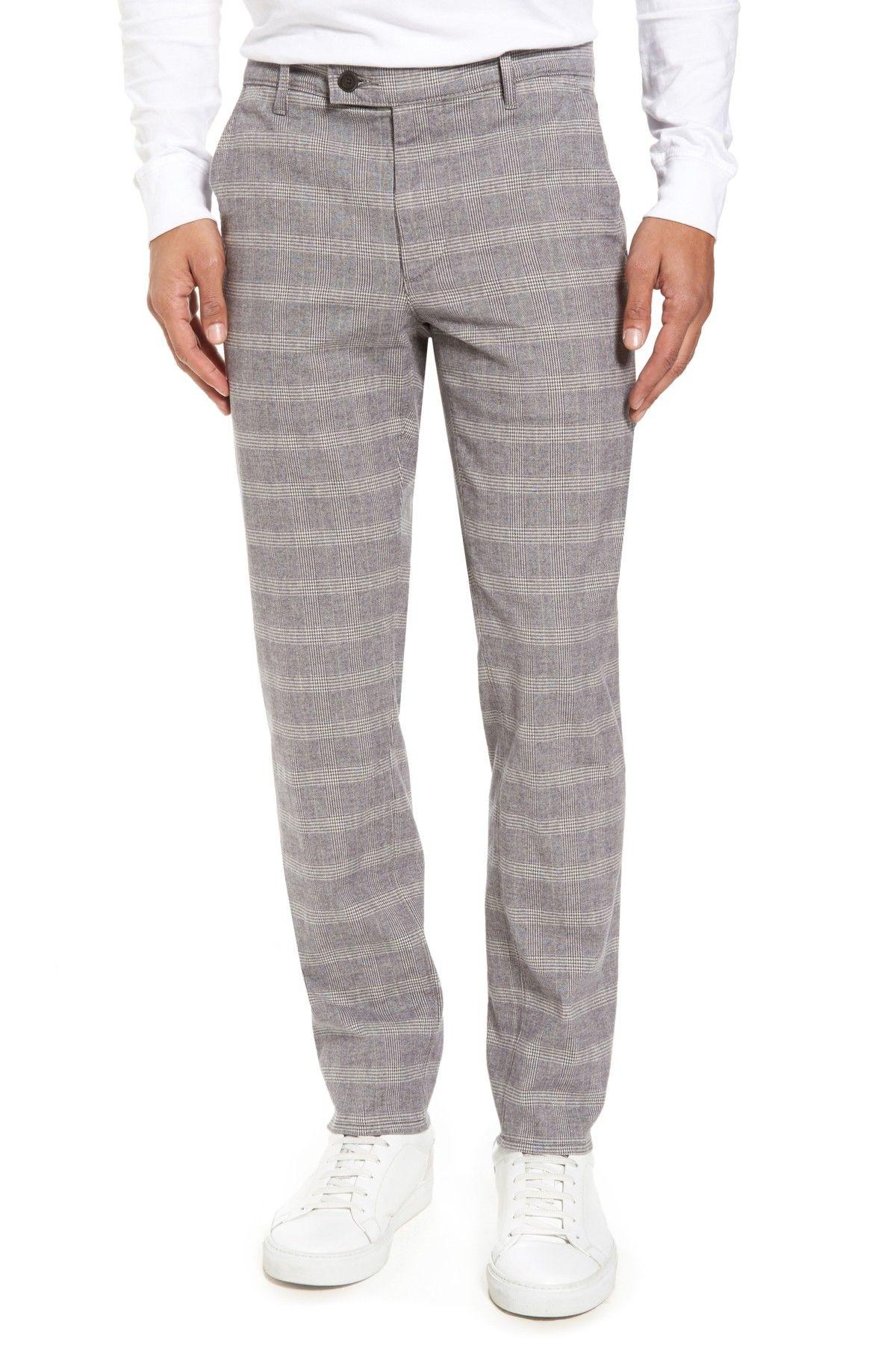 slim fit pants pattern