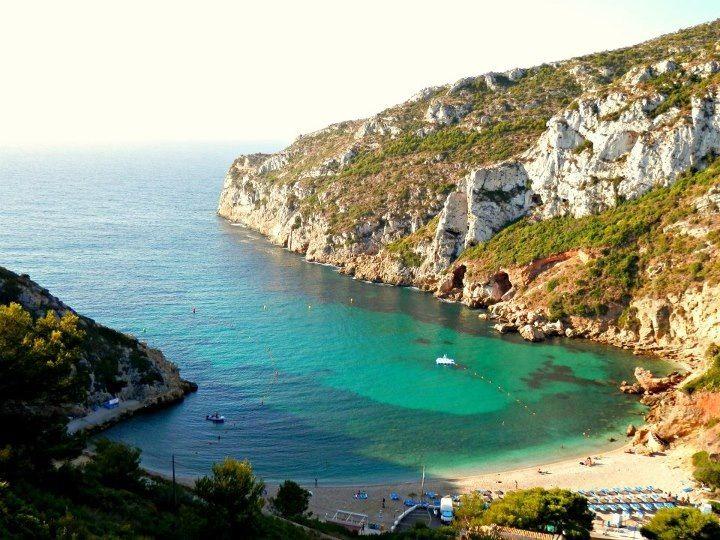Playa Granadella Javea Playas España Playa España