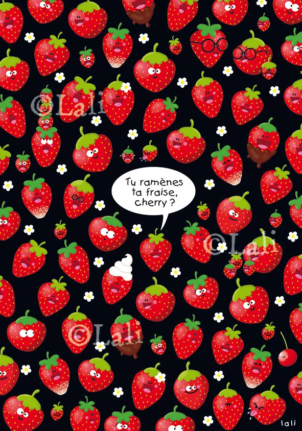 Strawberries/Fraises