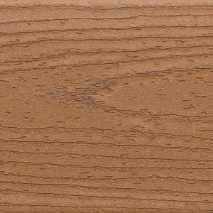Trex Enhance 1 In X 6 In X 12 Ft Beach Dune Grooved Edge Capped Composite Decking Board Bd010612eg01 The Home Depot Composite Decking Boards Composite Decking Trex Enhance