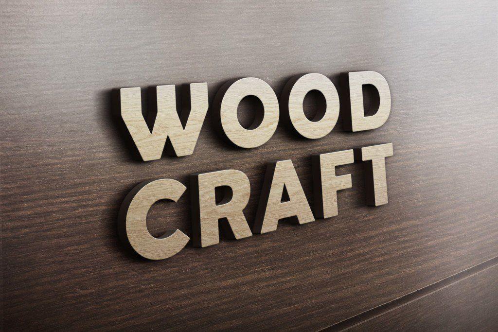 3D Wooden Logo MockUp  #mockupcatalog #free #graphicdesign #graphicdesignresources #graphics #webdesign #design  #mockup