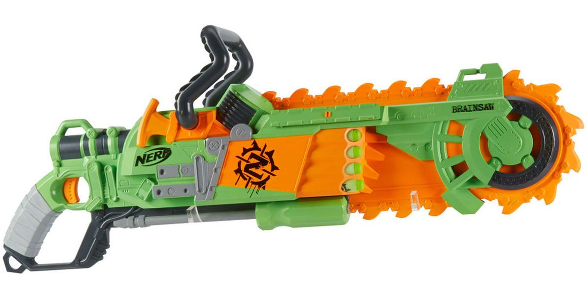 Read Next: Nerf Doomlands 'The Judge' Is The Most Badass Nerf Gun Ever Made