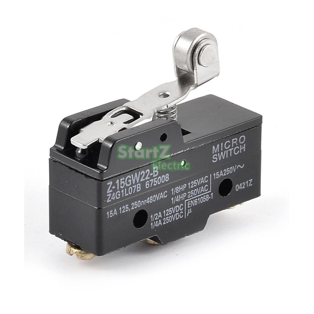 Limit Switch Open