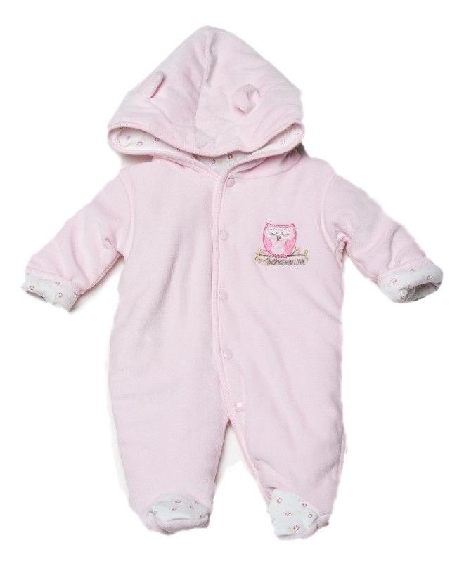 Tiny Premature Newborn Romper All in One 3-5lbs 5-8lbs Boys Girls Pink Blue