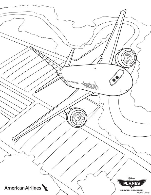 Pin by Yuritzi Pena on coloring | Disney planes, Coloring pages ...