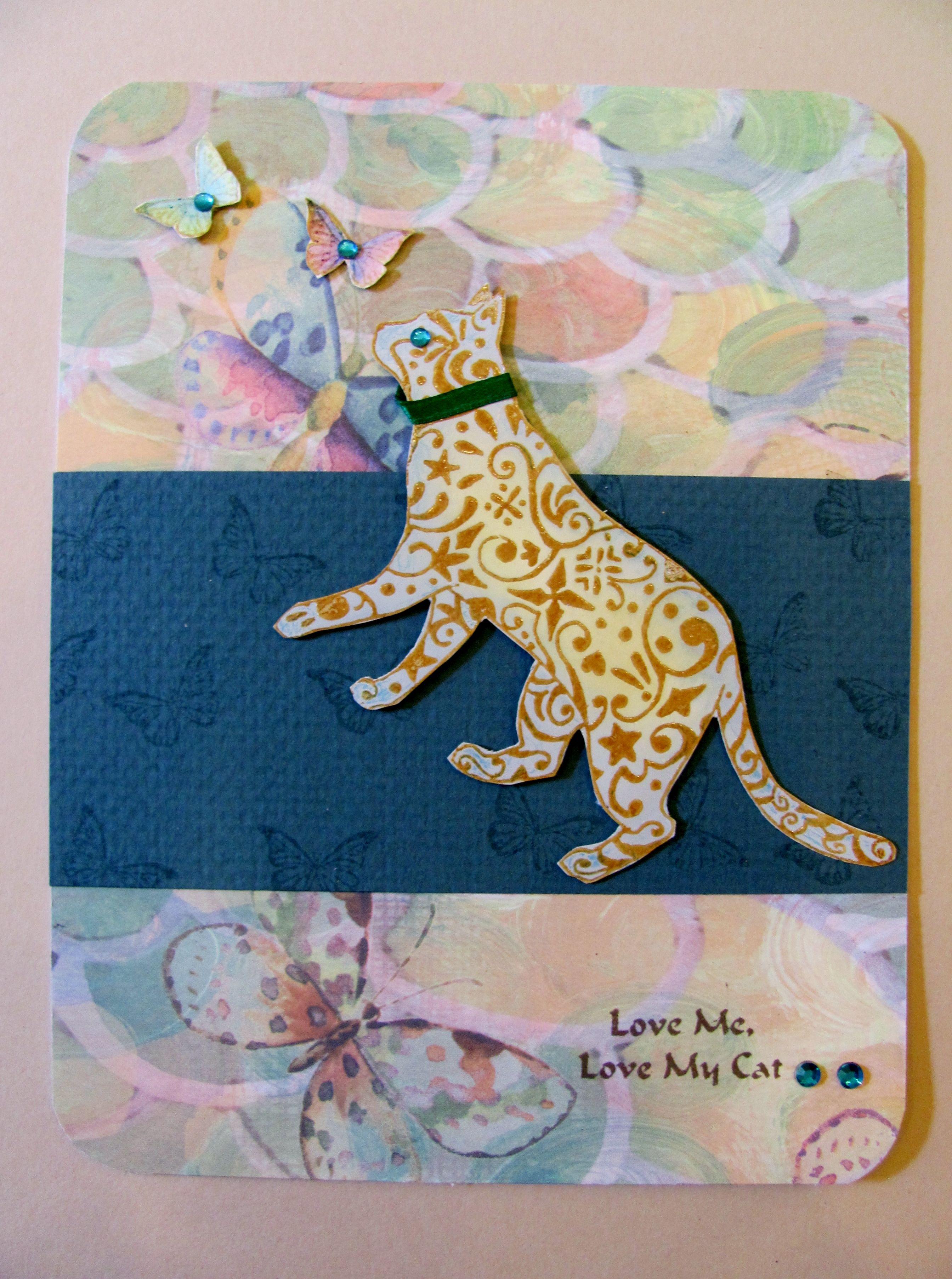 Etonnant Door County Rubber Stamps   Cat