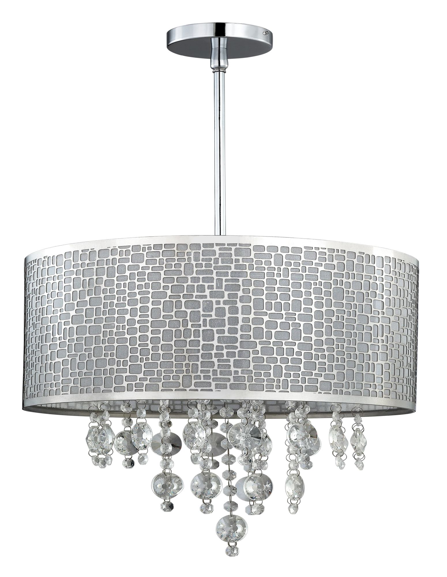 Canarm Benito 4 Light Chandelier See this in our showroom at