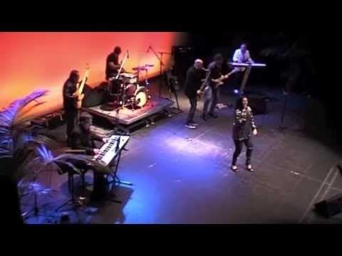 Concierto de Vicky & The Bottomless en el Teatro Alameda de Málaga en Diciembre de 2011