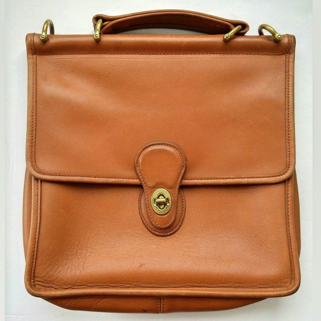 How to Restore a Vintage Coach Bag A StepbyStep