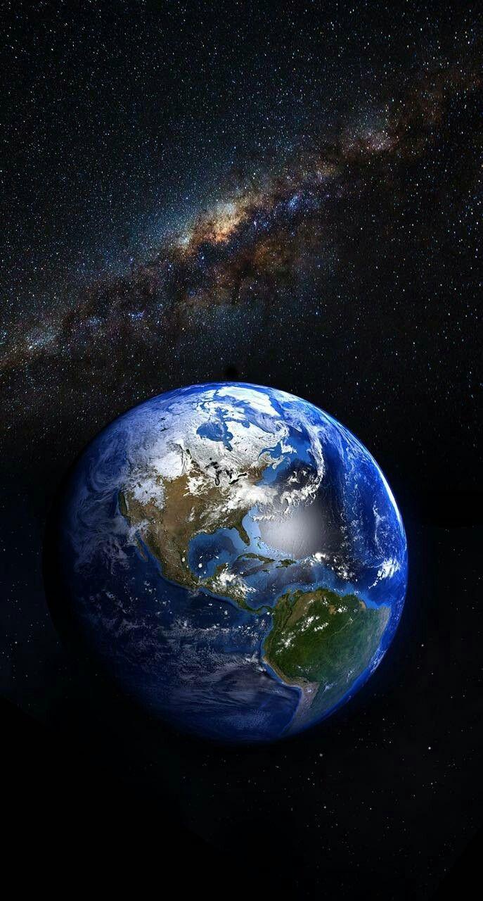 Pin De Alain Dercourt Em In The Beginning God Created The Heavens And The Earth Espaco E Astronomia Pintura Do Espaco Ilustracao Do Espaco