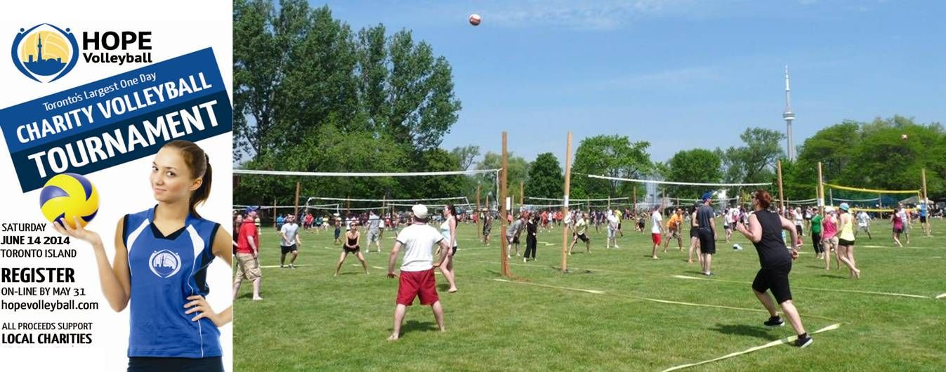 Pin By Hope Toronto On Hope Volleyball Toronto Island Volleyball Tournaments Volleyball