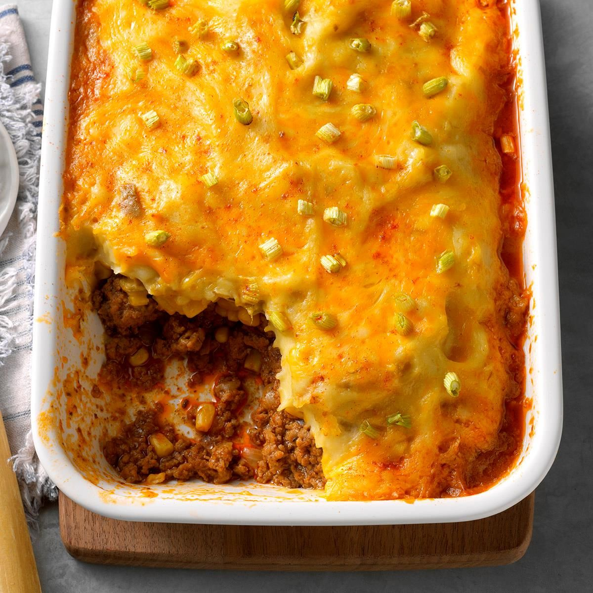 Southwestern Shepherd S Pie Recipe In 2020 Recipes Beef Recipes Mexican Food Recipes