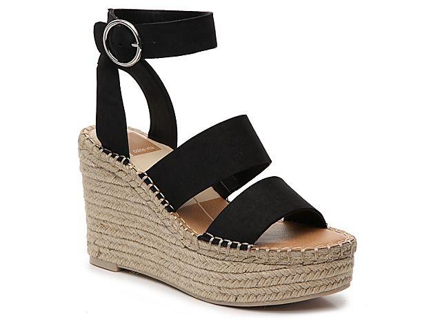 Dolce Vita Shae Espadrille Wedge Sandal