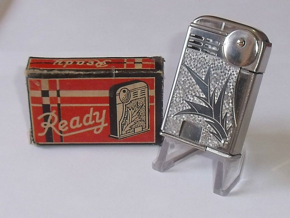 Accendino READY Squeeze type 1935 ,made in Austria , lighter