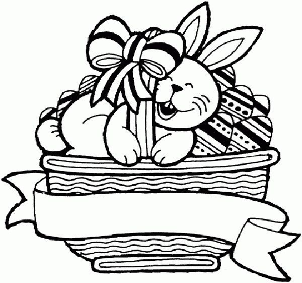 easter themed coloring pages - photo#25