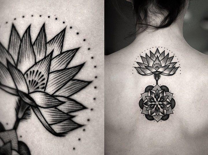 De Magnifiques Tattoos Ultras Sophistiques Par Kamil Czapiga