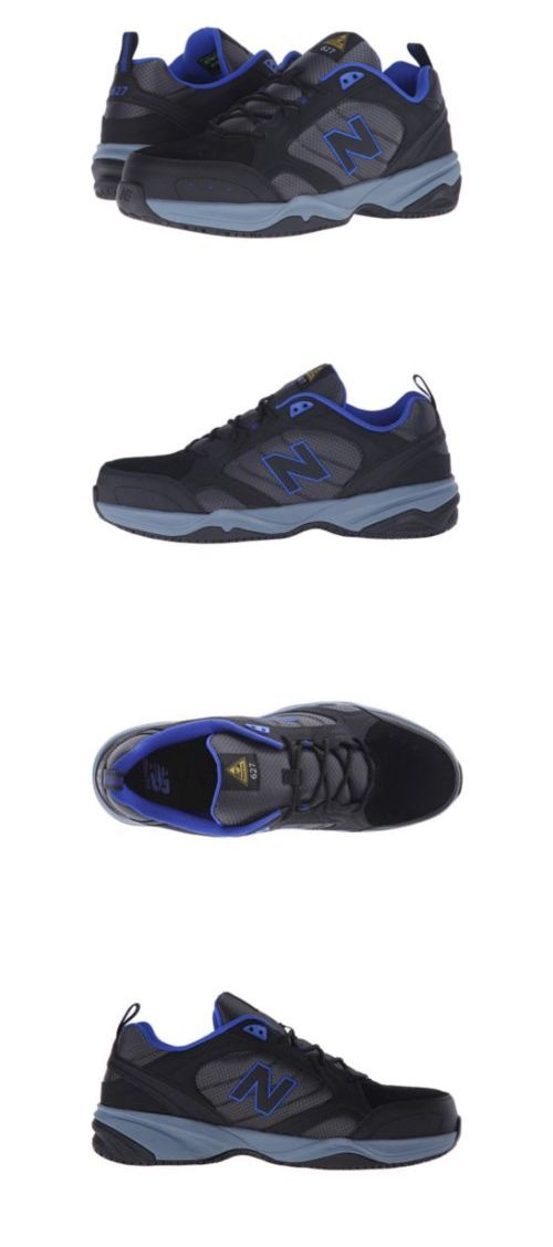 1a83d19a1a8f4 ... coupon code for occupational 11501 mens new balance mid627bb non slip  work steel toe shoes 4e
