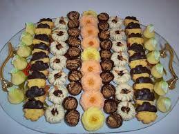 Pin On Algeria Sweets حلويات الجزائر
