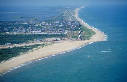 10 Best Beaches For Families North Carolina Beaches Cape Hatteras National Seashore Ocracoke Island