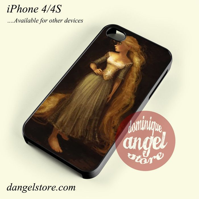 Rapunzel Art Phone case for iPhone 4/4s and another iPhone devices