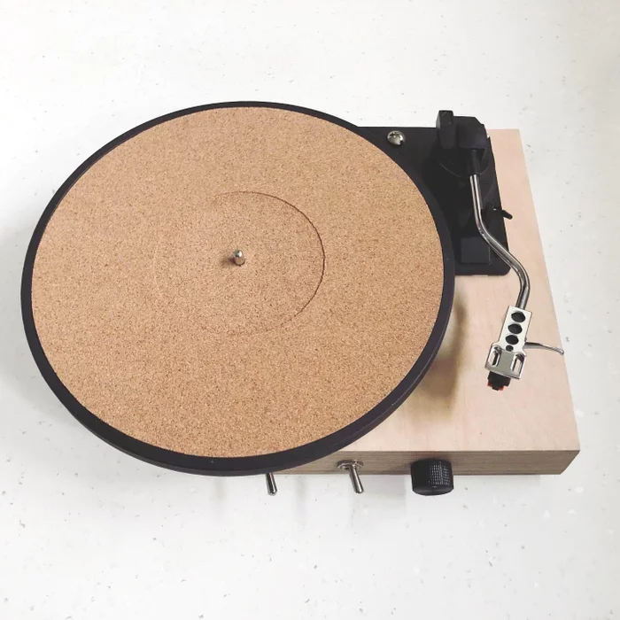 Economy Plywood Turntable : 5 Steps (with Pictures) - Instructables
