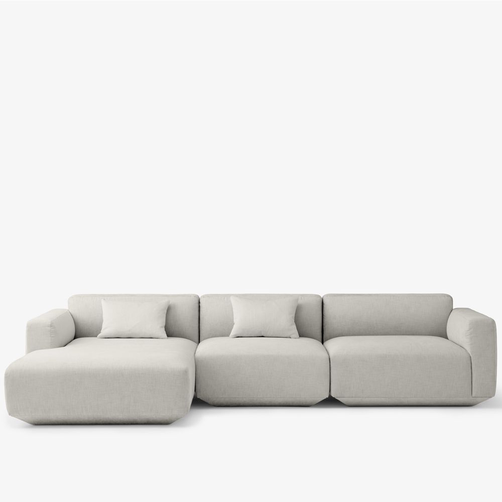 Develius Modular Sofa | Edward Van Vliet | &Tradition ...