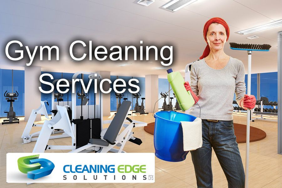 Gym and leisure centre cleaning services cleaning