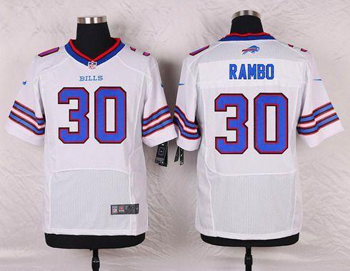 rambo bills jersey