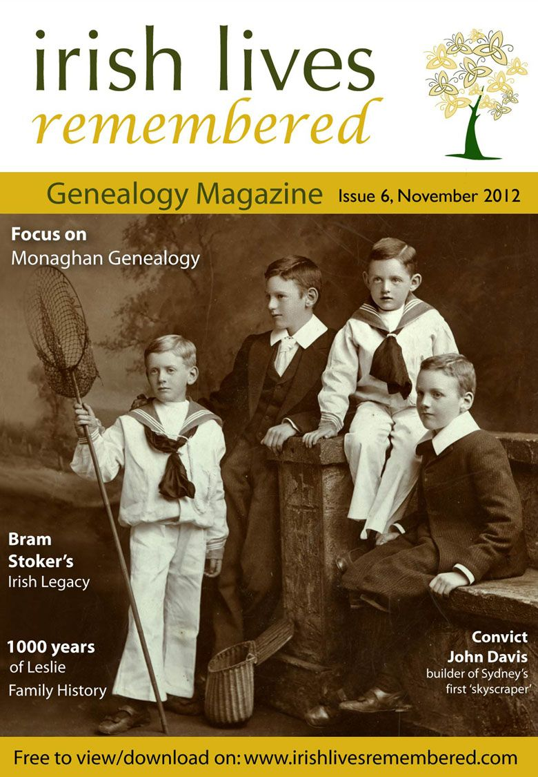 irish genealogy magazines free to view irish genealogy