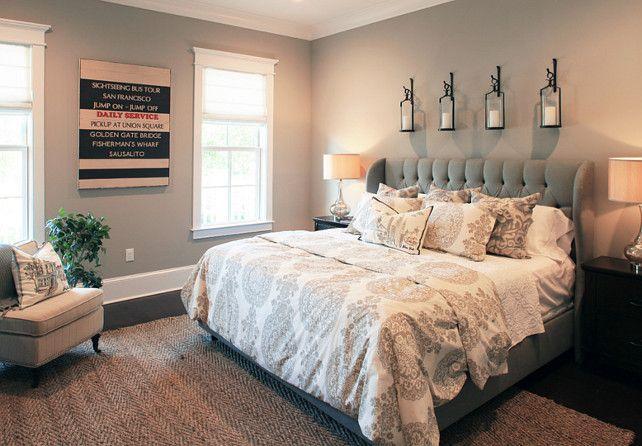 Bedroom Ideas Bedroom Gray Paint Color Bedroom Graybedroom