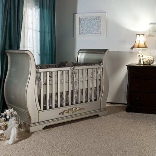 Products Romina Furniture Best Baby Solid Wood Cribs
