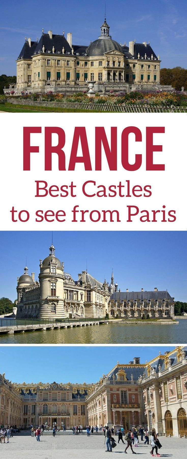 Best Day Trips From Paris France Guide Map Tips By Local - Things to see in paris map