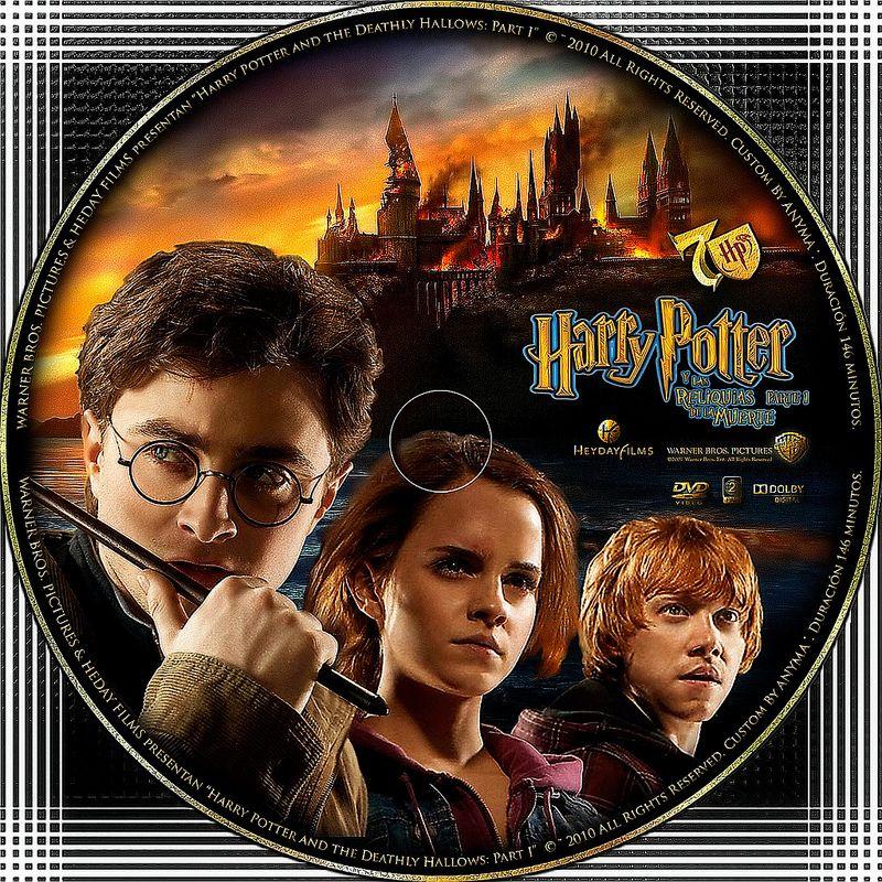 Harry Potter Y Las Reliquias De La Muerte Parte 1 2010 Harry Potter Deathly Hallows Harry
