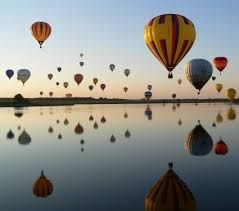 mongolfiere tramonto - Cerca con Google