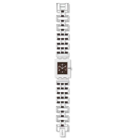 ORGANIC CHAIN 2007 Originals Square * Swatch ^* Watch