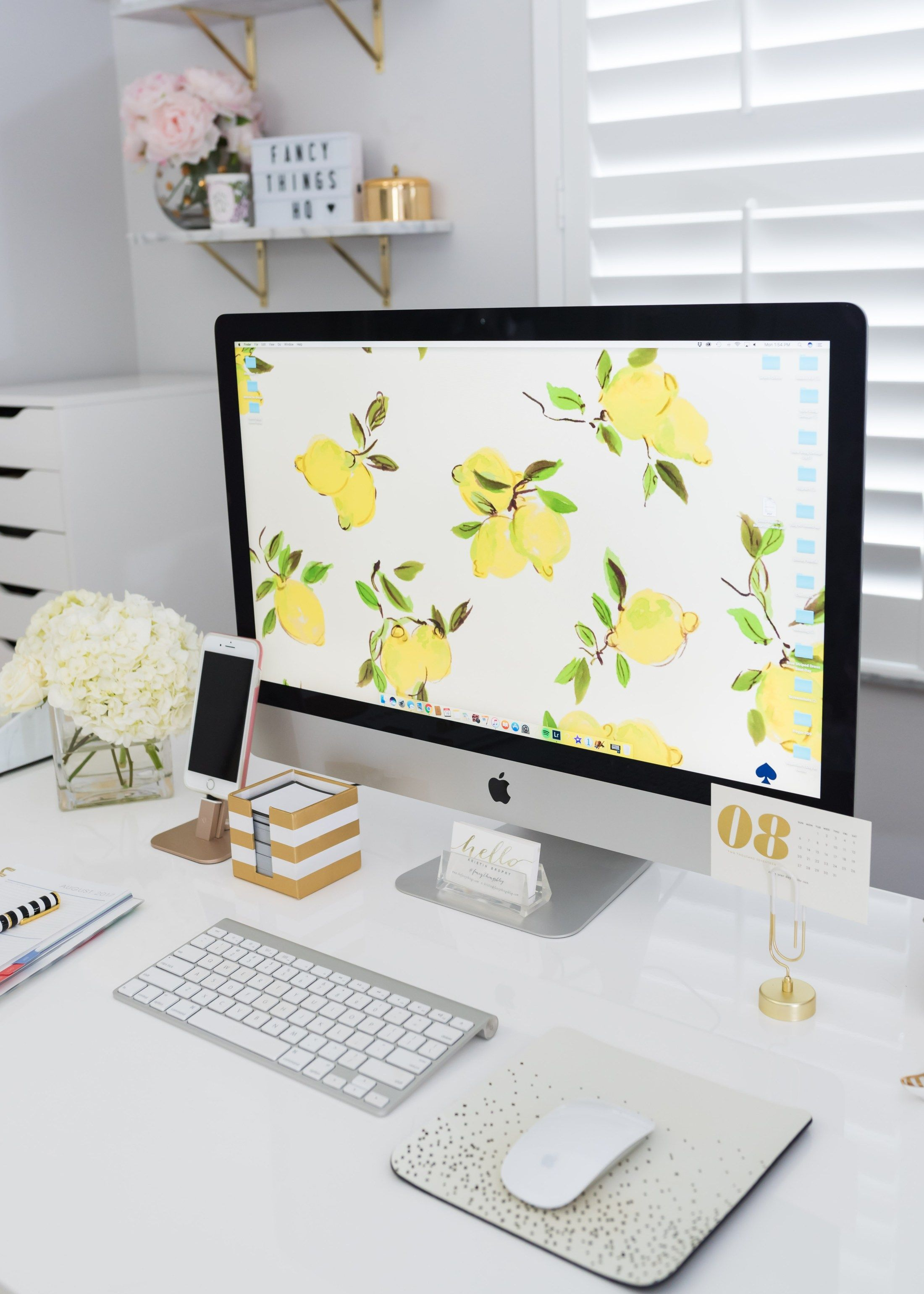 Cute Office Supplies and Decor The Office Decorations