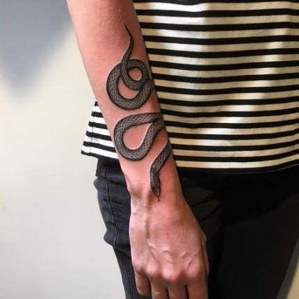 Tattoo Snake Men Tat 24 Ideen,  #diytattoopermanenttat #Ideen #Men #Snake #Tat #Tattoo