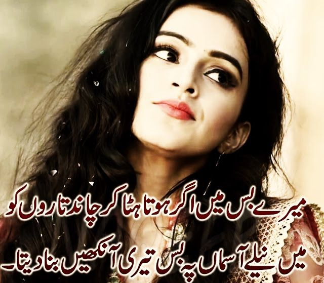 Aankhein Urdu Poetry For Beautiful Eyes