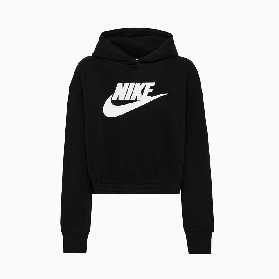 Best Price On The Market At Italist Nike Nike Sporswear Sweatshirt Cj2034 010 In 2021 Sweatshirts Cotton Fleece Nike [ 960 x 960 Pixel ]