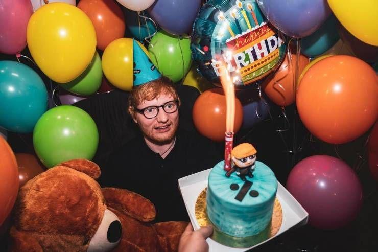 Ed Sheeran 16th Birthday Cake 16 Birthday Cake Cake Kids Cake