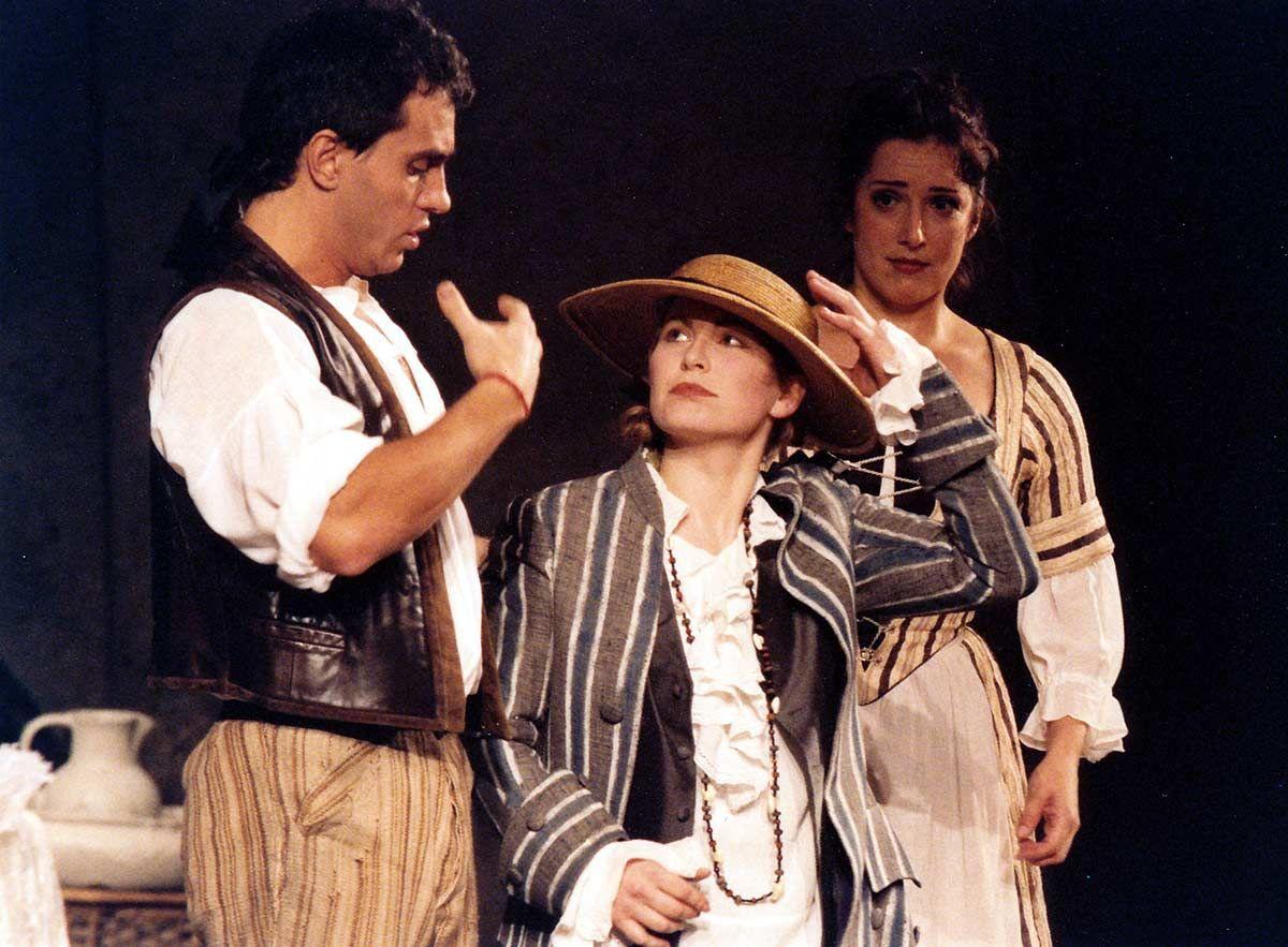 Cherubin in Mozarts Le Nozze Staatsoper Wien