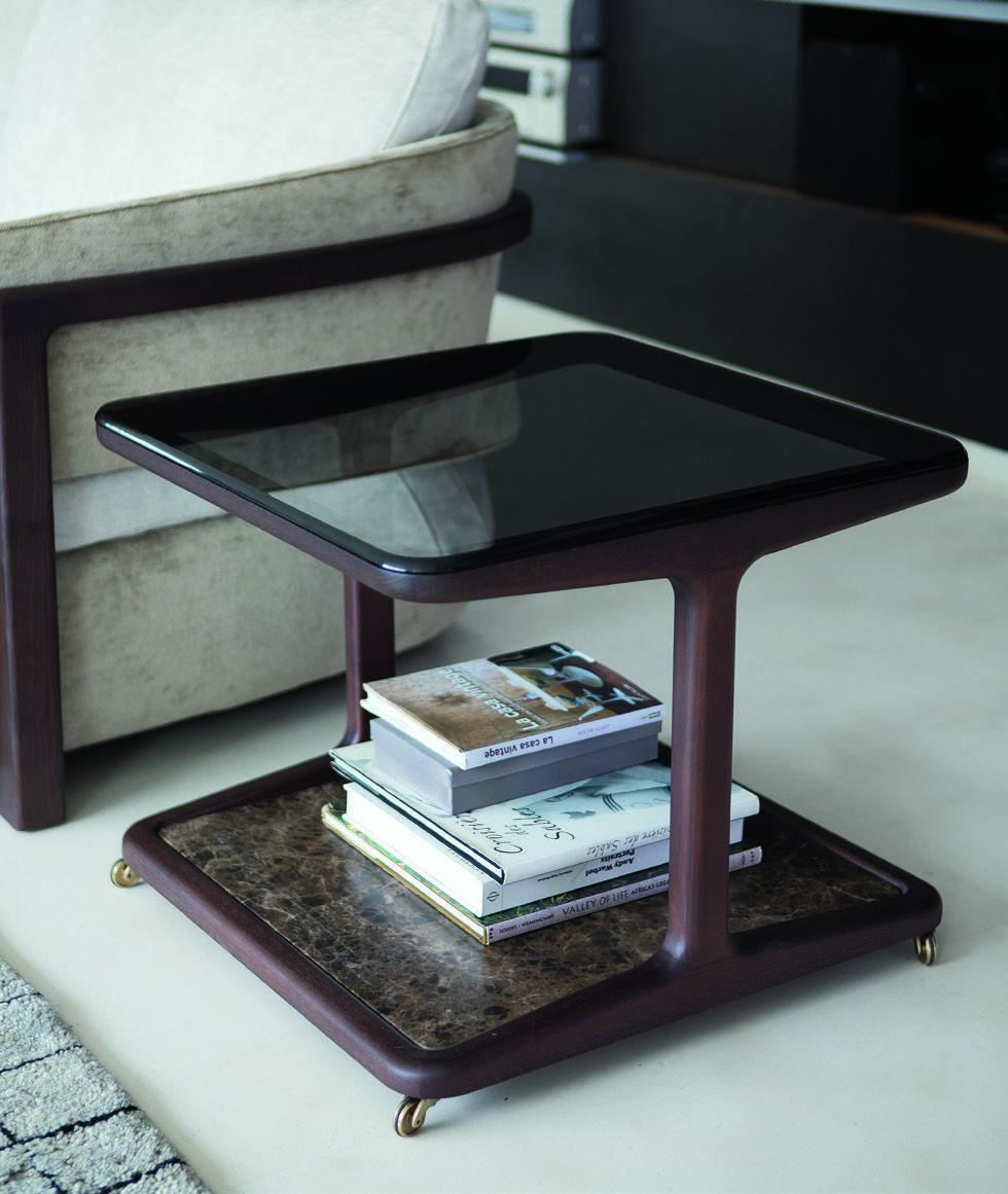 Script Side Table By Porada Design E Gallina In 2021 Coffee Table Side Coffee Table Table [ 1161 x 980 Pixel ]