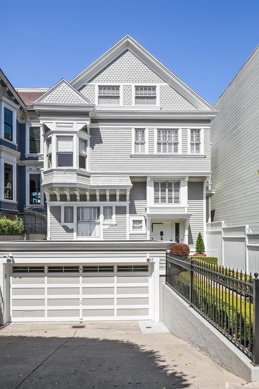 Teddy Roosevelt Spent 10 Days At This 1869 San Francisco Home Asking 6 5 Million With Images San Francisco Houses Historic Home Historic Homes