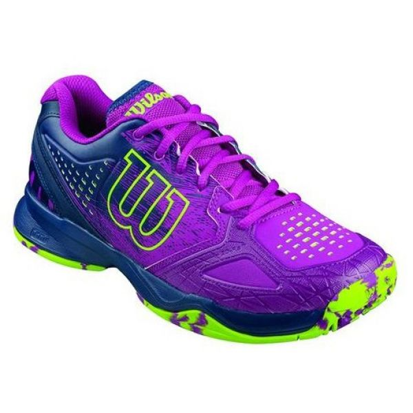 7eb59b9b30d Wilson Women's Kaos Comp Tennis Shoes #TennisFashion | Tennis Shoes ...