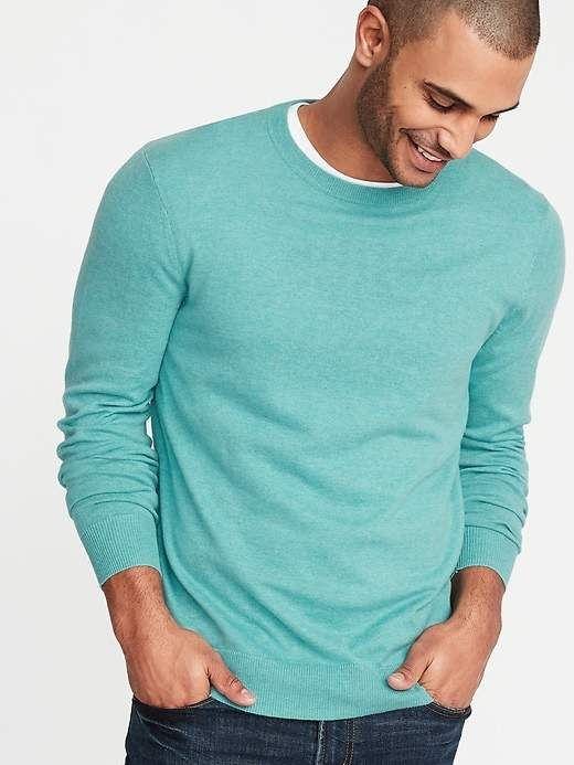 63c1a98f112 Old Navy Crew-Neck Sweater for Men | Paul Chepikian: Headshots with ...