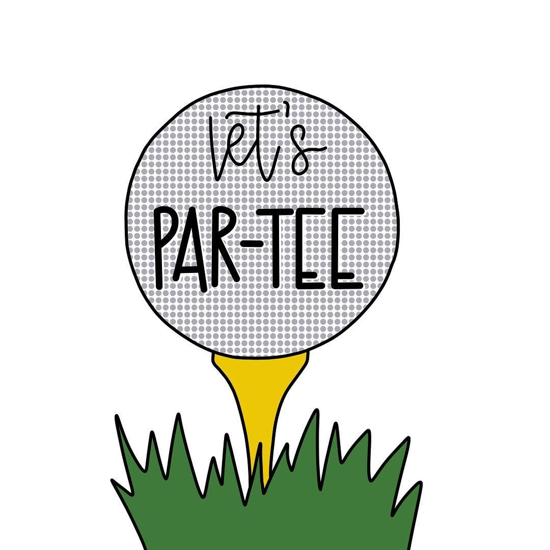Let S Par Tee Golf Pun Funny Joke Golf Quotes Golf Humor Golf Quotes Funny