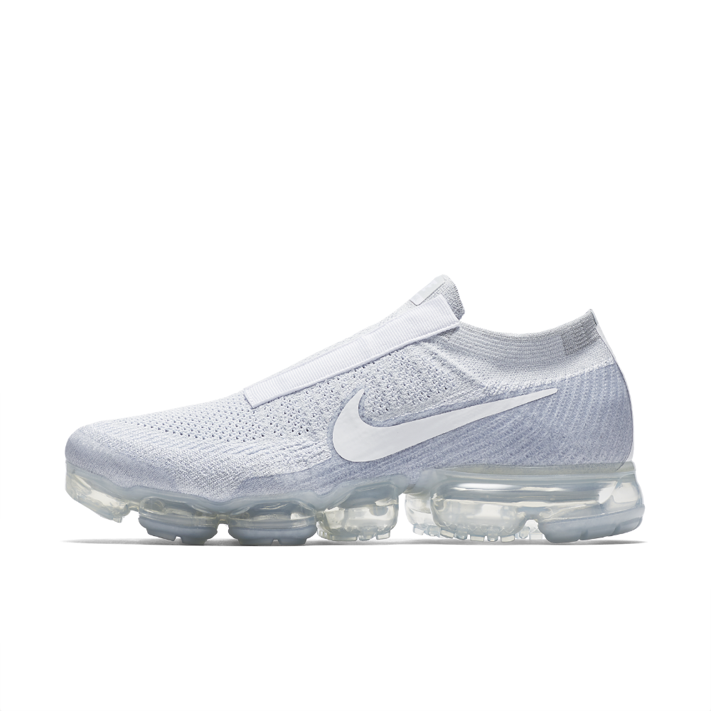 factory authentic 54ba4 76182 Nike Air VaporMax Flyknit SE Running Shoe Size 11 (Silver)